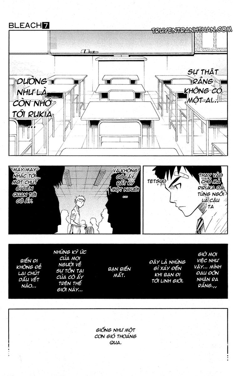 Bleach chapter 58 trang 4