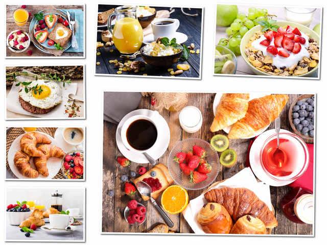 7 صور لوجبات الفطور السريعة بدقة عالية جدا