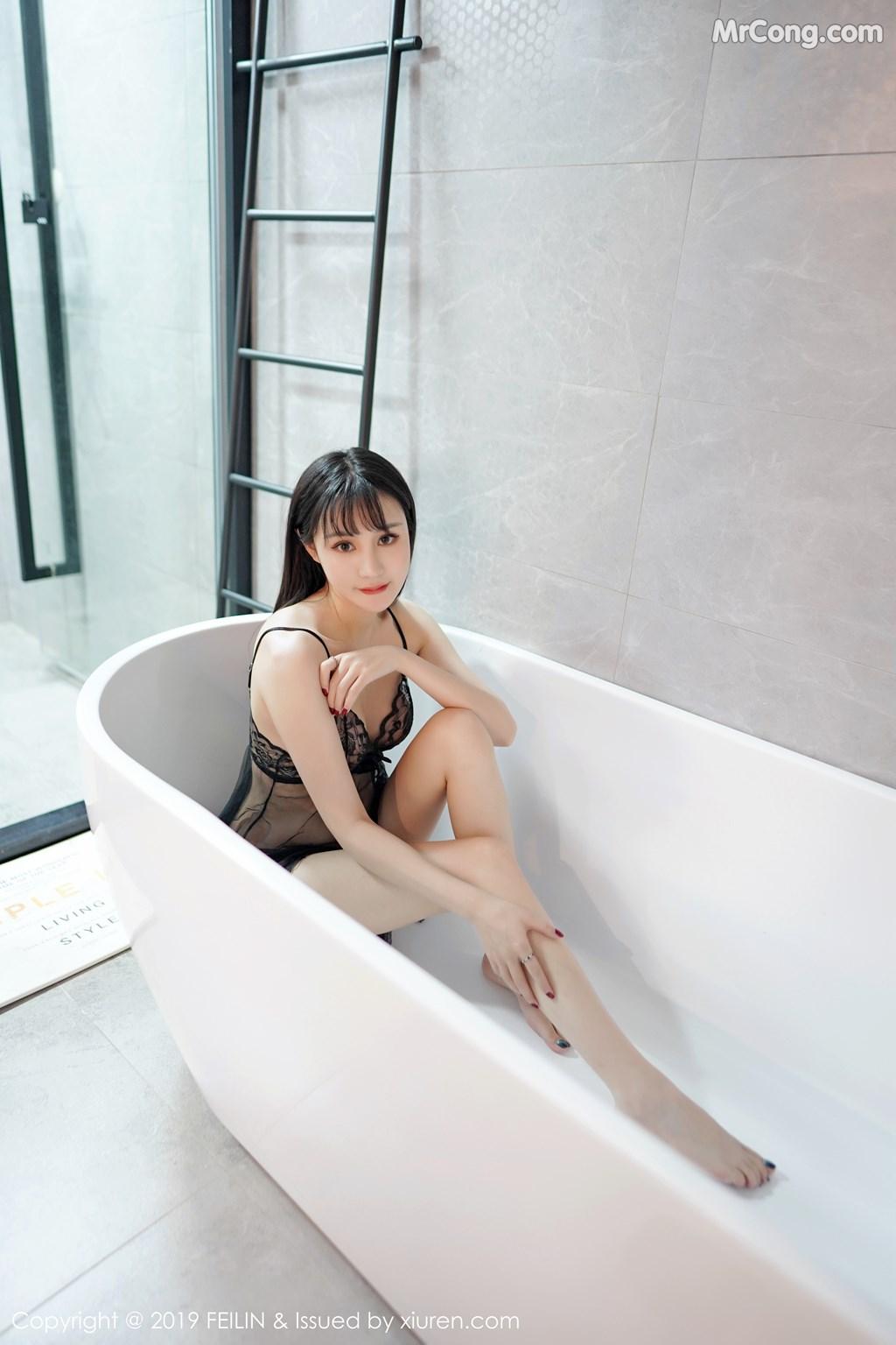 FEILIN Vol.205: Celina青妍 (49P)