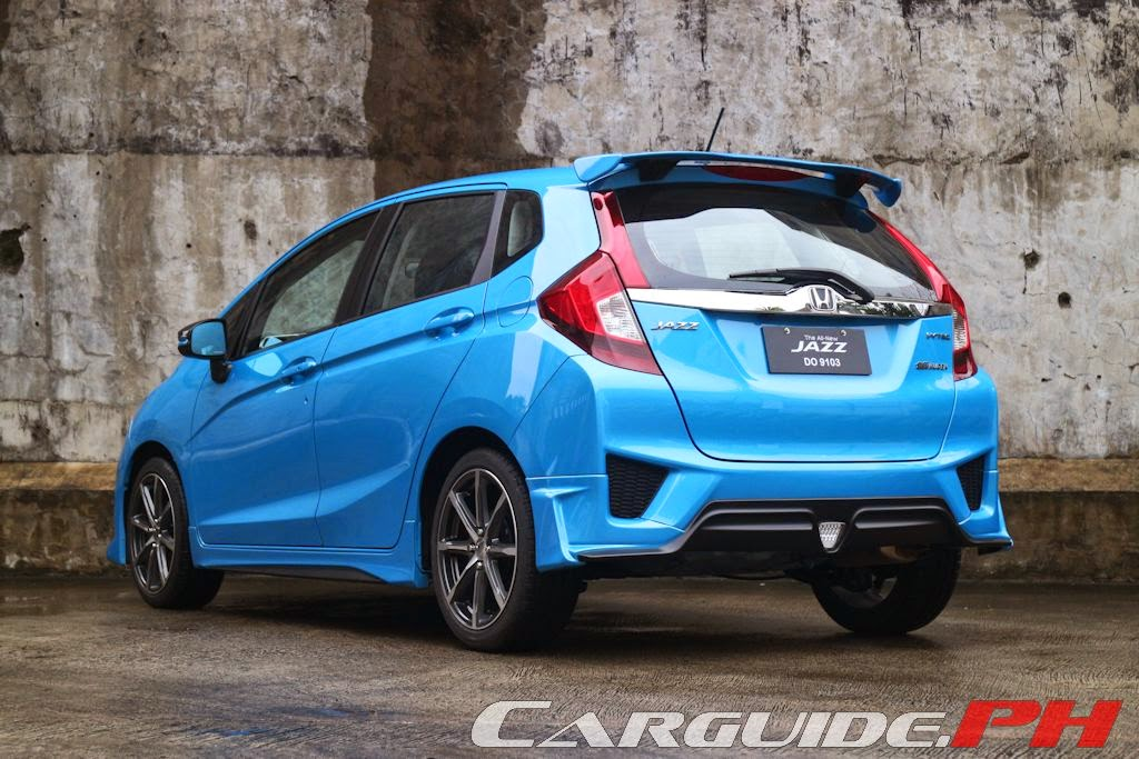 review 2014 honda jazz 1 5 vx mugen philippine car news car reviews automotive features. Black Bedroom Furniture Sets. Home Design Ideas