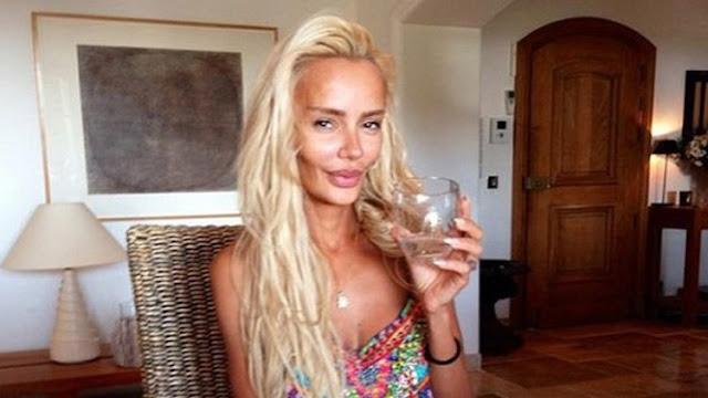 Esposa de un oligarca se queja de la cancelación de los fuegos artificiales por el atentado de Niza