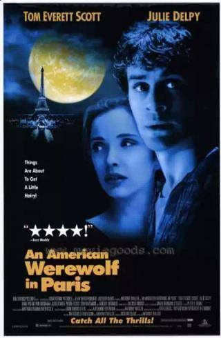 An American Werewolf In Paris 1997 Hindi BluRay Download