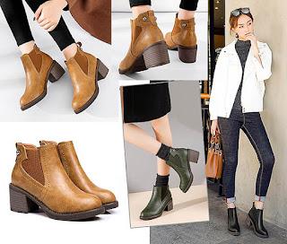 Kuliah dengan memakai sepatu wanita model man shoes style