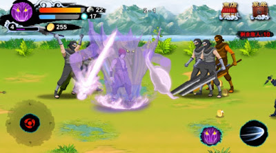 Naruto Mobile Fighter Apk