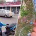 Penunggang motosikal maut terjerut kabel