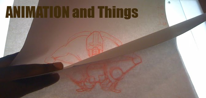 Animation and Things