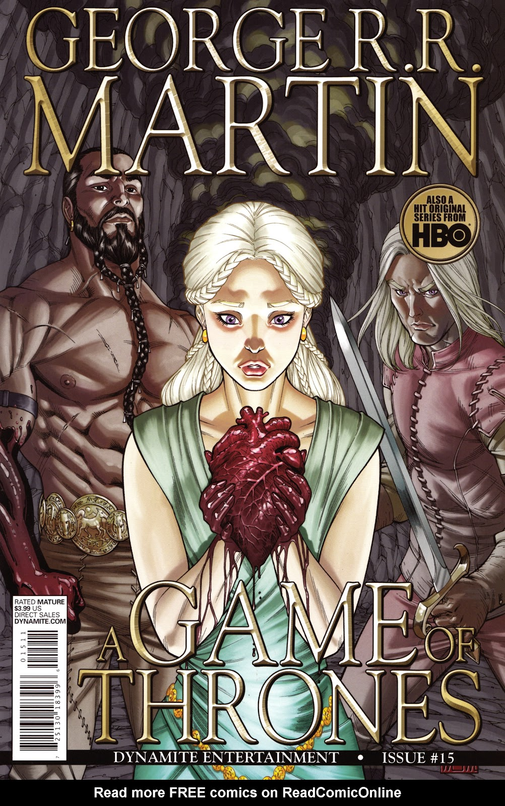 Game Of Thrones Comic Issue #15