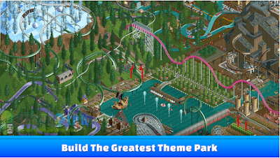 RollerCoaster Tycoon Classic Apk Mod Money + Data