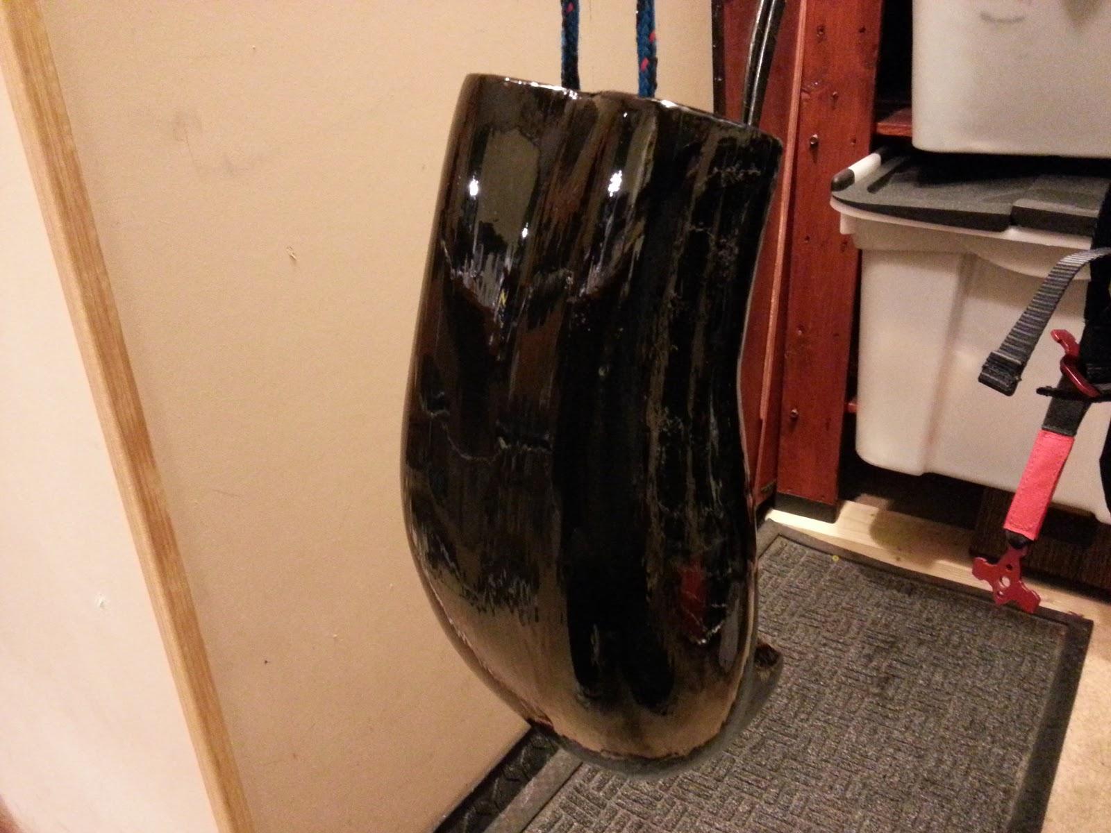Fibreglass Air Box | Paramotor Projects