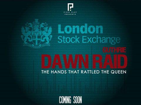Filem Trader Melayu Dawn Raid: The Hands That Rattled The Queen