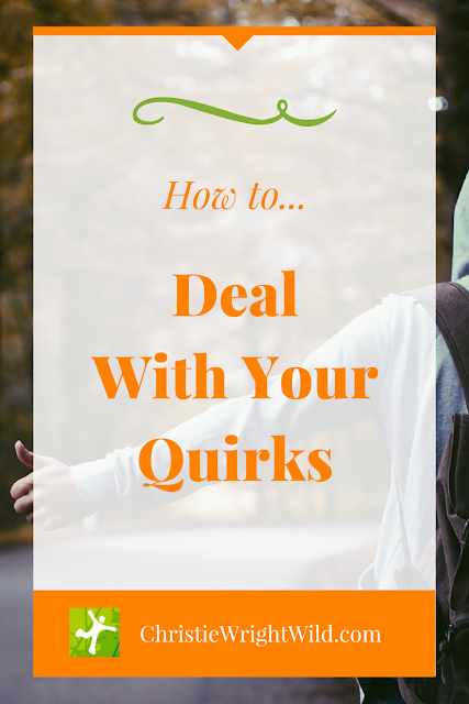 How to Deal with Your Quirks || writing and running weaknesses | critique groups