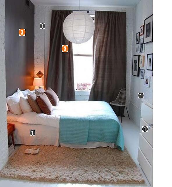 Quarto moderno, cinza e azul, casal, casamento, casa, dicas, decoração, decorar