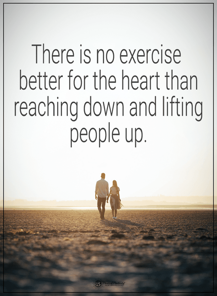 Jewish Quote Of The Day There Is No Better Exercise For: Quotes There Is No Exercise Better For The Heart Than