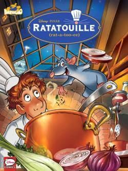 Ratatouille hentai