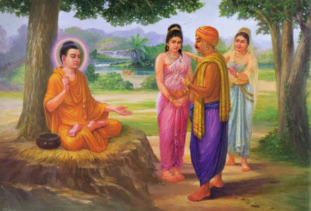 125. Kinh Ðiều ngự địa - Kinh Trung Bộ - Đạo Phật Nguyên Thủy
