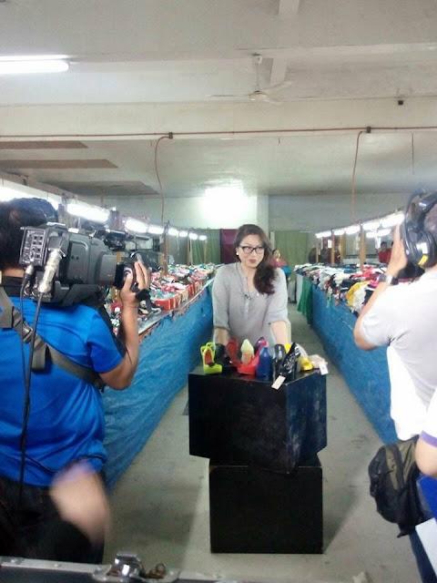 Lyn Ching, Unang Hirit, BGS, sale, fashion