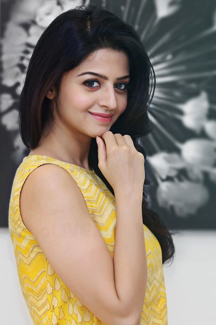 Malayalam Celebrities Spicy Photo Shoot In Yellow Dress Vedhika