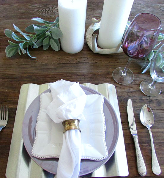 placemat ideas for a modern and creative tablescape to entertain family
