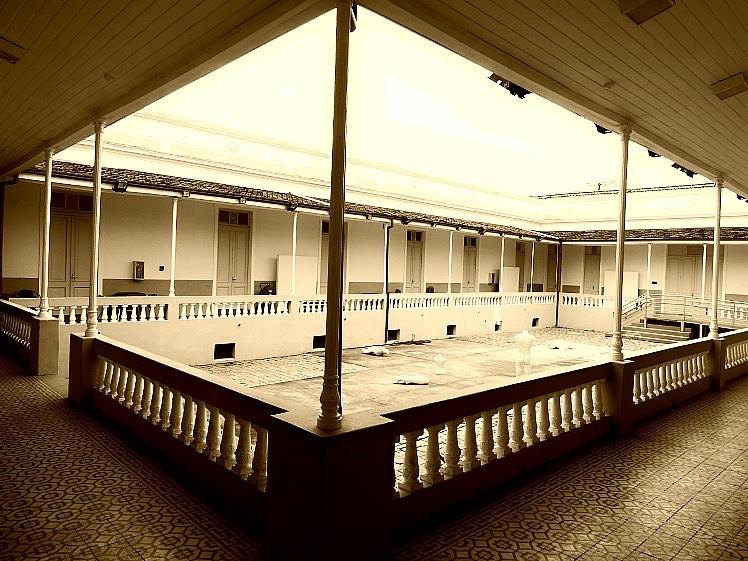 Casa da Cultura Dide Brandão, em Itajaí
