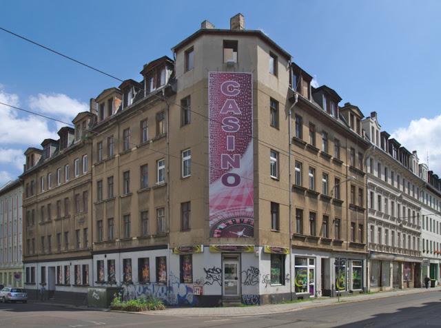 Casino Leipzig, Georg-Schwarz-Straße, Hypezig
