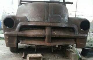 Dijual Bahan Pickup Klasik Chevrolet 1954