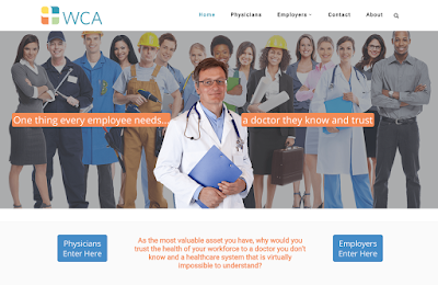 Wellness Coalition America - CC Communications Portfolio