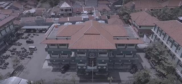 Gambar Gedung Rektorat IAIN Pekalongan