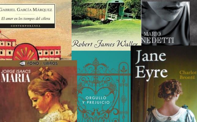 9 novelas románticas