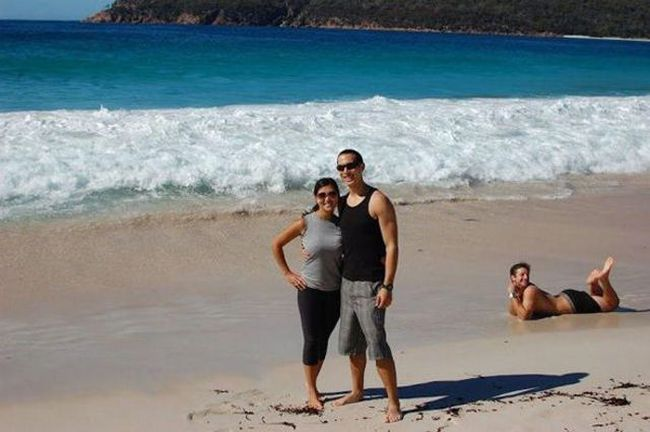 Beach Photos Full Of Awkward Moments And Wardrobe Malfunctions Might Be Just The Thing To Brighten Your Mood