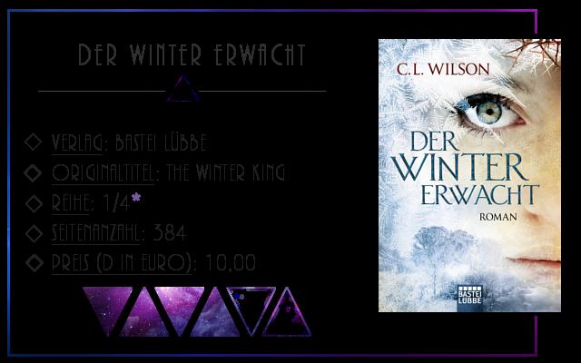 [Rezension] Der Winter erwacht - C.L. Wilson
