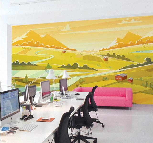 1e56445ba3 Tutaj stawiamy na kreatywność- taka pracownia połączona z biurem to marzenie