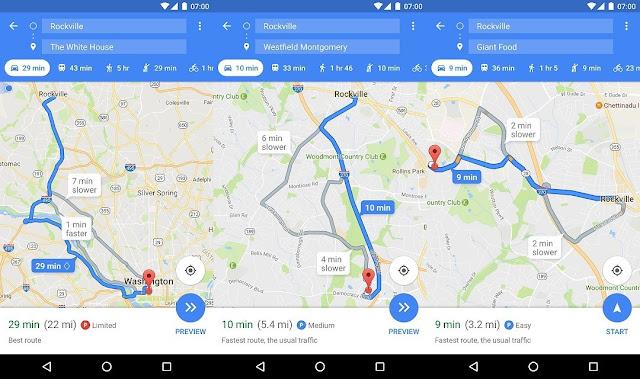 google-maps-parcheggio