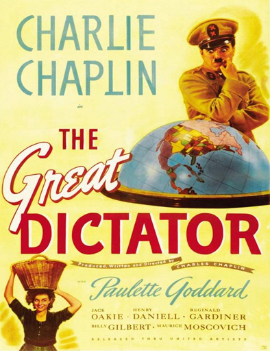 Ver El gran dictador (The Great Dictator) (1940) Online