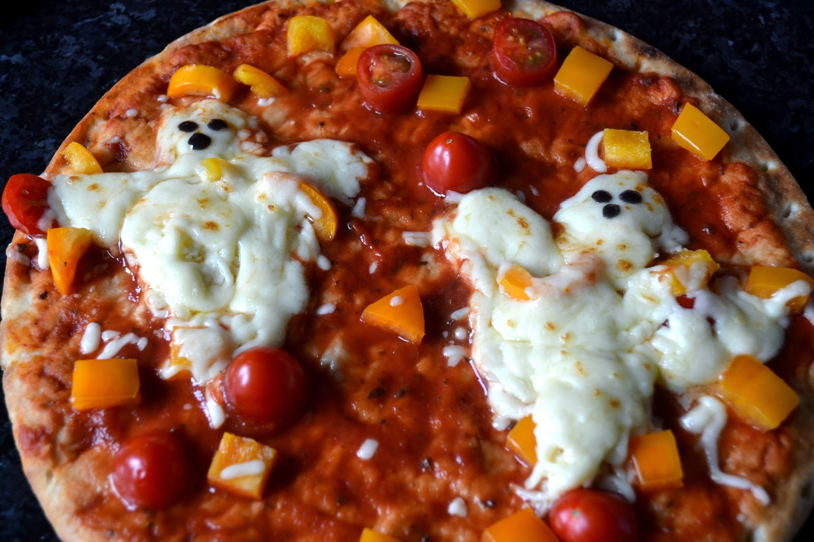 Haunted Pizza Halloween Party