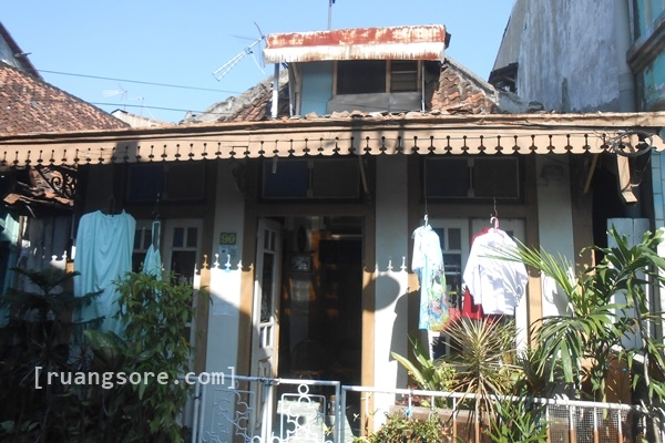 Rumah Tradisional Kauman Semarang