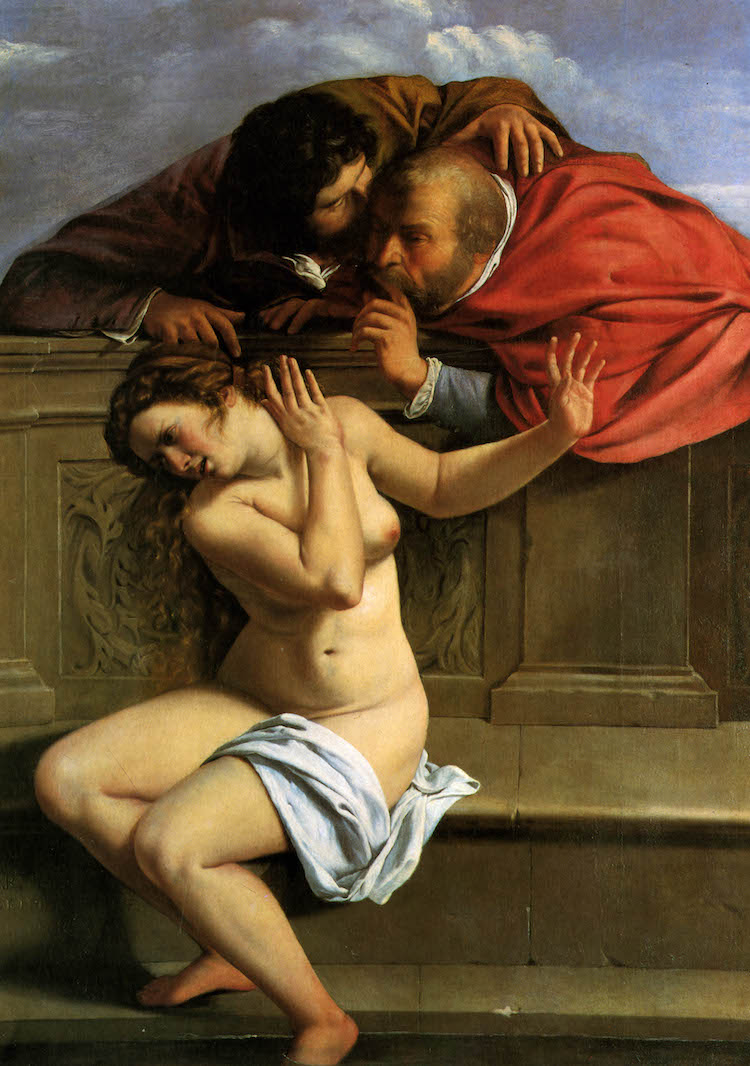 5 Stunning Paintings By Underrated Female Artist Artemisia Gentileschi