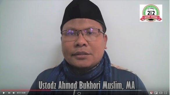 Kenapa Buchari Muslim Baru Ditangkap Jelang Kampanye di GBK?