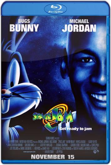 Space Jam: El Juego del Siglo (1996) HD 1080p Español Latino
