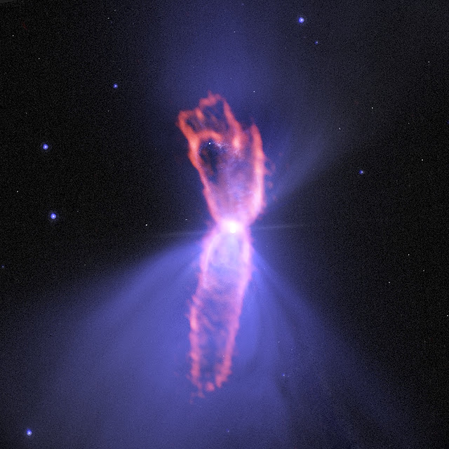 ALMA returns to Boomerang Nebula