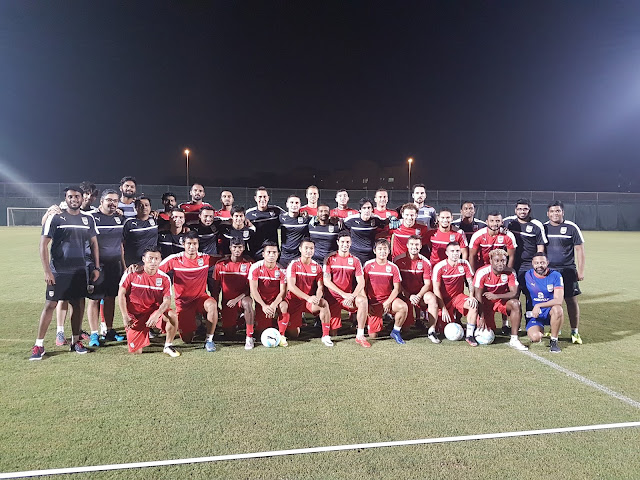 Mumbai City FC returns unbeaten after a successful pre-season in Dubai