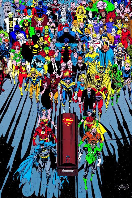 world without superman