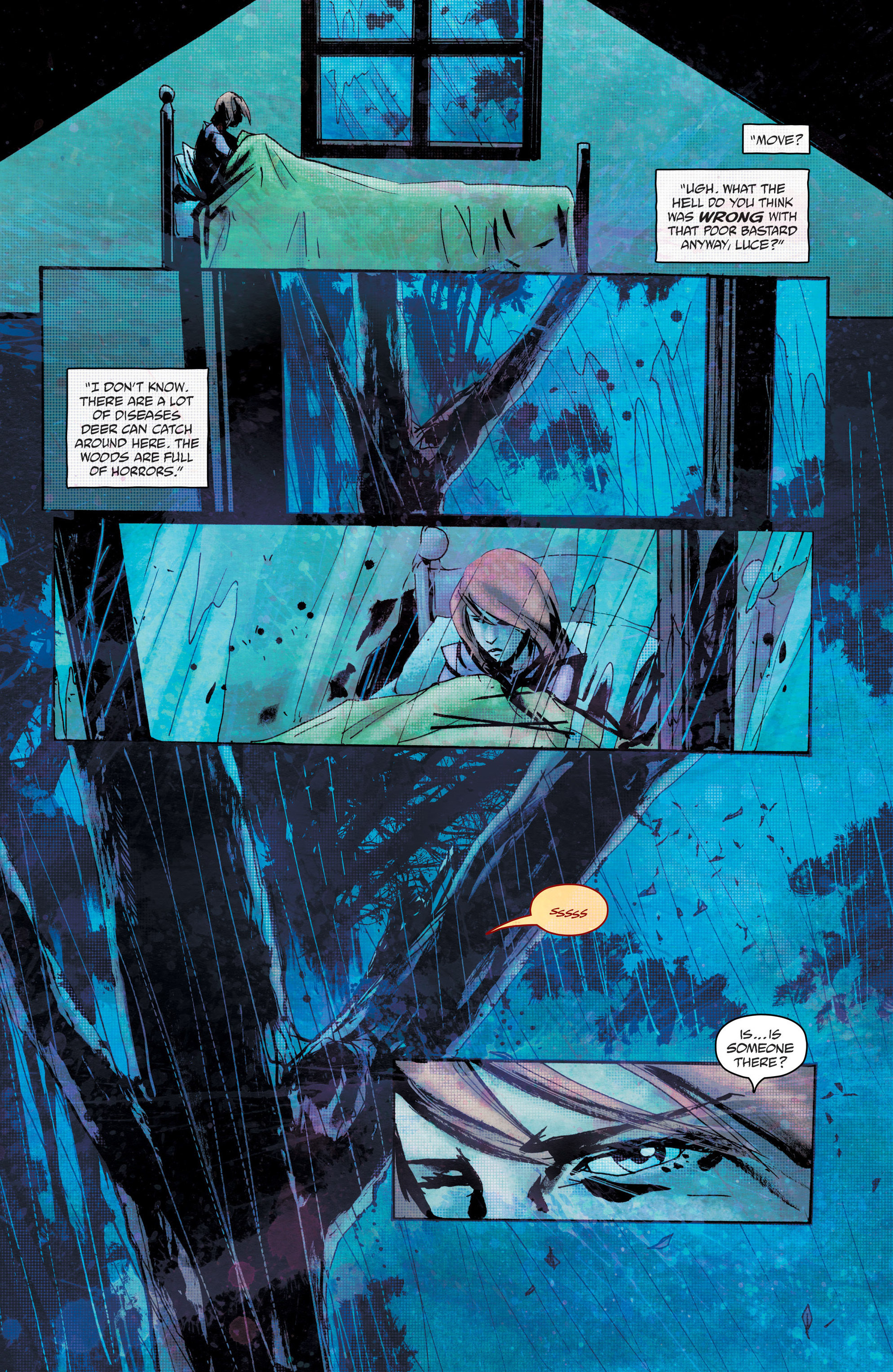 Read online Wytches comic -  Issue #1 - 28