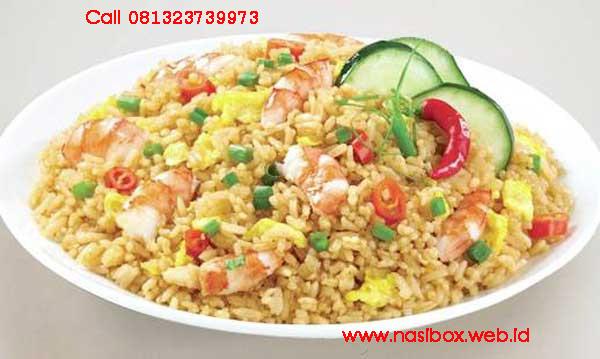 Resep nasi goreng kencur nasi box cimanggu ciwidey