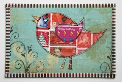 Click on Red Postage Bird to go to my Flicker pages