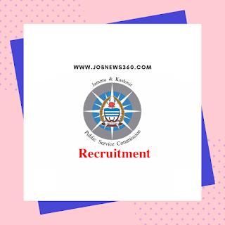 JKPSC Recruitment 2019 for Assistant Engineers (58 Vacancies)