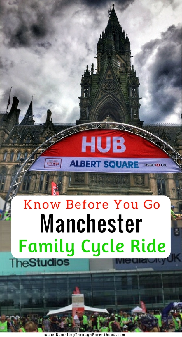 Here is all you need to know if you plan on doing the HSBC UK Manchester City Bike Ride. A great beginner ride on traffic-free routes through the city centre.