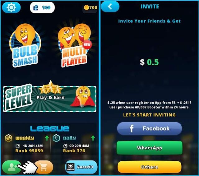 Cara Dapat Uang dari Main Game di Android Terbaru 2018