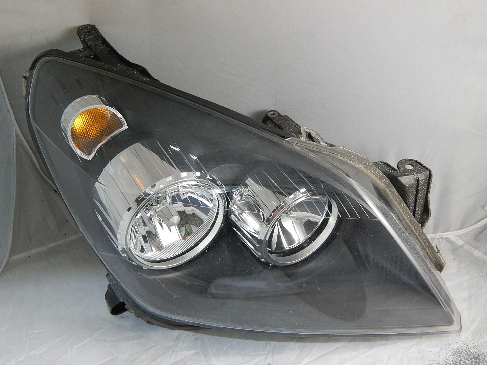 Naprawa świateł Samochodowych Opel Astra 3 H Prawa Cała