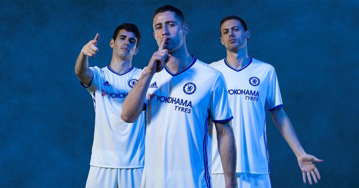 Kit Footy 16-17 Headlines - Chelsea Third Released