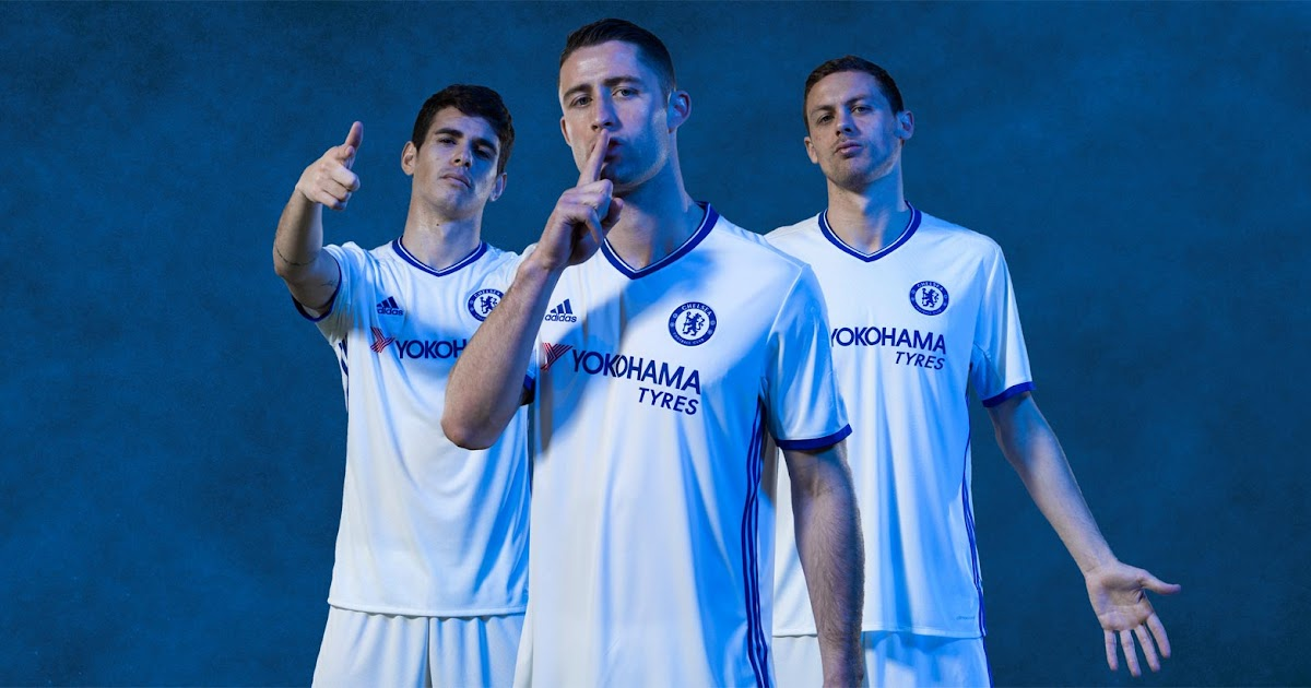Nike Chelsea 17 18 Third Kit moreover Ny Fashion Week Puppies On The Runway in addition Chelsea New Stadium besides Logo Chelsea additionally Leaked Chelsea 16 17 Third Kit. on oscar chelsea fc adidas all in